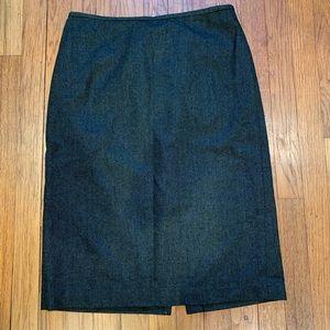 Loft business skirt